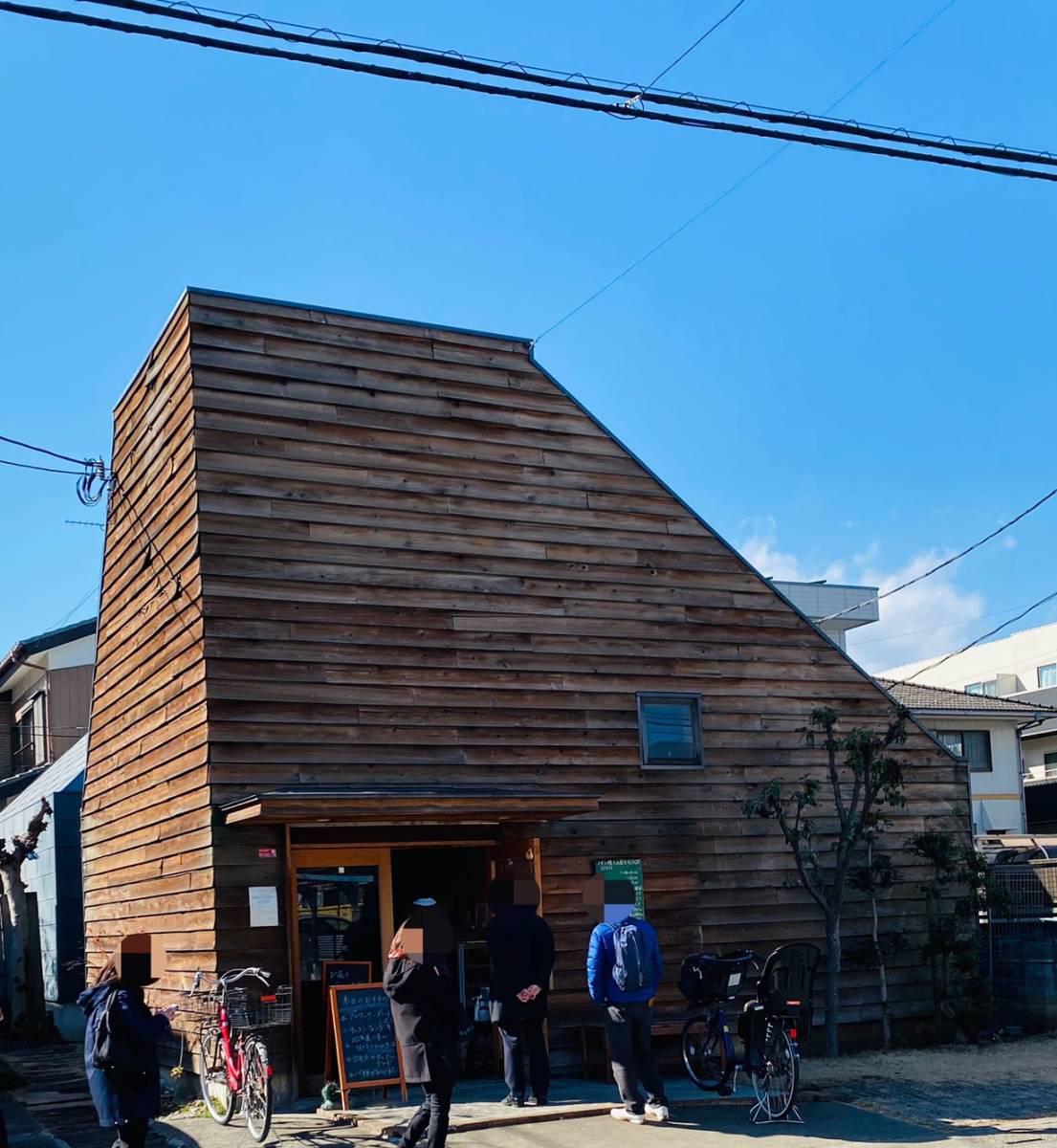 中央区にある週3日だけオープンしている『パン焼き小屋kanon』で『しょうが焼きサンド』『本日のサンド』買って食べて見た。