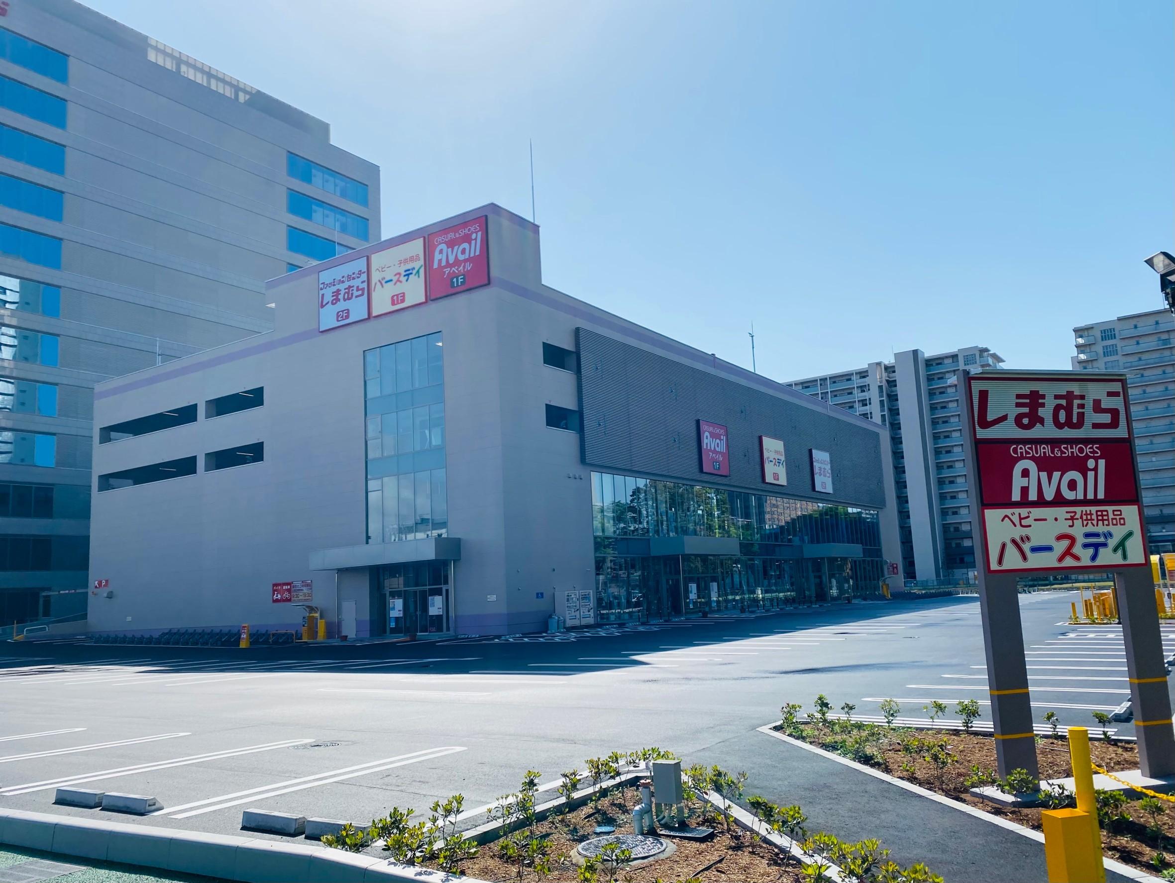 さいたま新都心東口の『さいたま新都心ファッションモール』が2021年3月24日オープン!