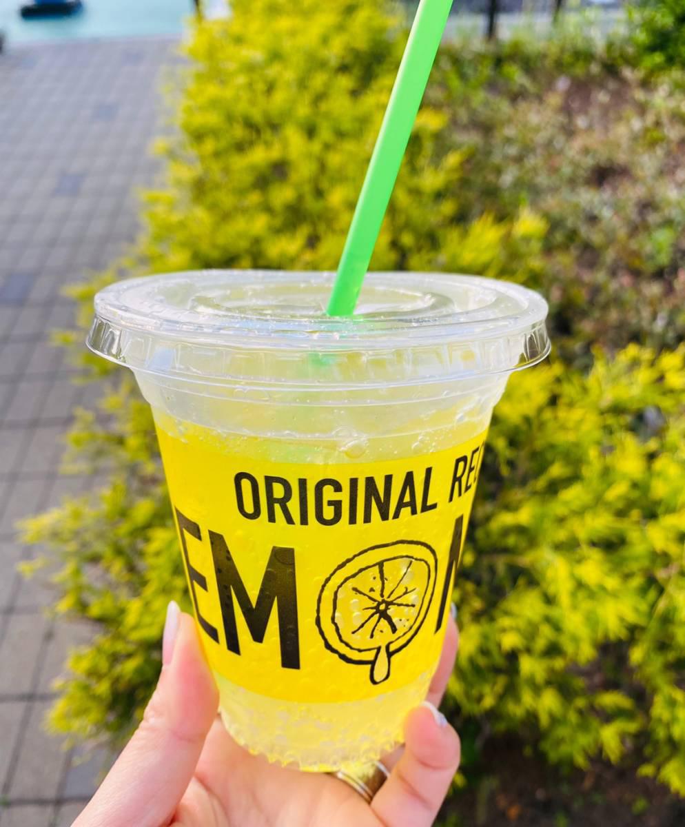 2021年3月20日オープン『LEMONADE by Lemonica (レモネードbyレモニカ)コクーンシティ コクーン2店』に行ってみた。